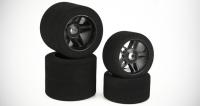Sirius range of onroad foam tires