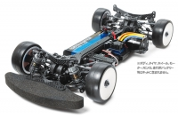 TB EVO.6 Chassis Kit Black Version