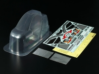 1/8 Scale R/C Dancing Rider Lightweight Body Parts Set