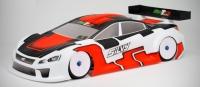 Mon-Tech Silvy 190mm touring car bodyshell
