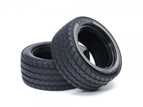 M-Chassis 60D Super Radial Tires (Soft/2pcs.)