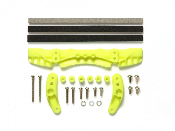 Brake Set (for AR Chassis) (Fluorescent Yellow)