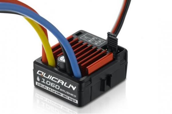QuicRun WP 1060 Brushed