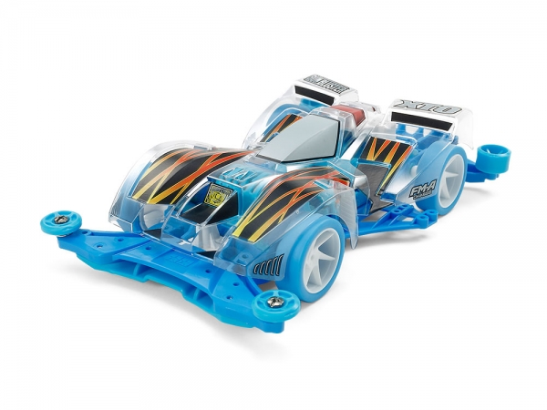 Gun Bluster XTO Light Blue Special (Polycarbonate Body)
