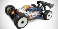 JQRacing Grey Edition eCar 1/8th E-Buggy kit
