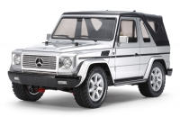 Mercedes-Benz G 320 Cabrio (Silver Painted Body) (MF-01X Chassis)