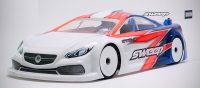 Sweep Racing STC-8 190mm touring car body shell