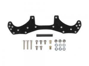 FRP Wide Front Plate (for VZ Chassis)