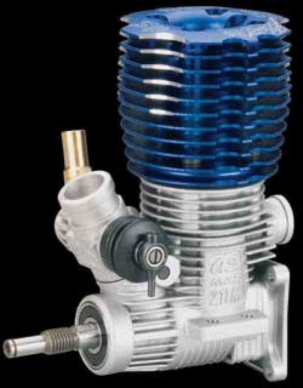 21TM Engine with Revo® or T-Maxx® Manifold