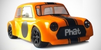 Phat Bodies Mini Miglia M-class body shell