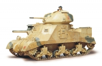 British Army Medium Tank M3 Grant MKI