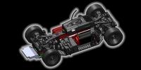 Atomic RC AMZ 4WD Mini-Z-sized kit