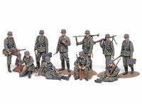 WWII Wehrmacht Infantry Set