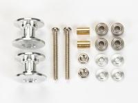 Lightweight Double Aluminum Rollers (13-12mm)