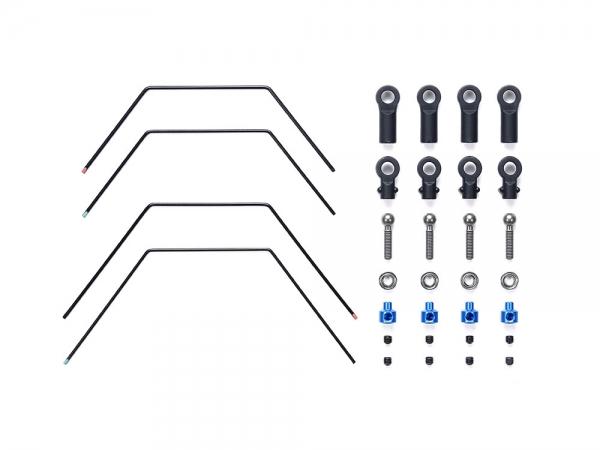 TA08 Stabilizer Set (Front & Rear)