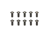 3x6mm Steel Hex Head Screws