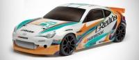 Team Associated Apex Scion Racing FS-R LiPo Combo