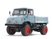 1/10 R/C Mercedes-Benz Unimog 406 Series U900 (Blue-Gray Painted Body) (CC-02)