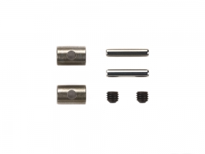 Cross Joints for Low Friction Assembly Universal Shafts