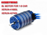 XERUN Series Brushless Motor for 1/8 Car