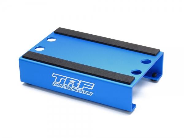 R/C Car Maintenance Stand (Blue)