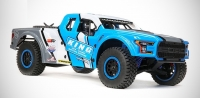 Losi Ford Raptor Baja Rey 1/10th 4×4 RTR truck