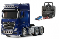 Mercedes-Benz Actros 3363 6x4 GigaSpace (Pearl Blue Edition)