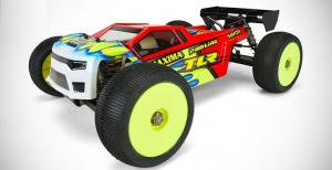 Pro-Line Axis T clear body for 8ight-XT & XTE