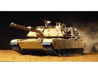 1/16 R/C U.S. Main Battle Tank M1A2 Abrams Full-Option Kit