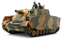 German Assault Tank IV Brummbär Late Production