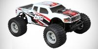 Losi Tenacity 1/10th 4WD RTR monster truck