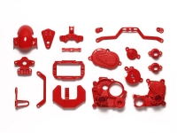 T3-01 A Parts (Gearbox) (Red)