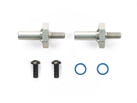M-Chassis Lightweight One-Piece Aluminum Axle & Hub Set