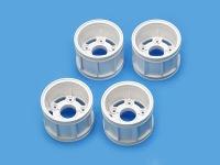 WR-02CB T Parts (Wheel Rims) (White)