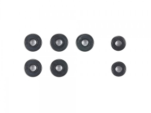 Low-Friction Plastic Bearing Set
