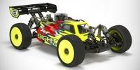 TLR 8ight 4.0 1/8th nitro buggy kit