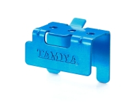 Aluminum Motor Support (Blue) Mini 4WD Station